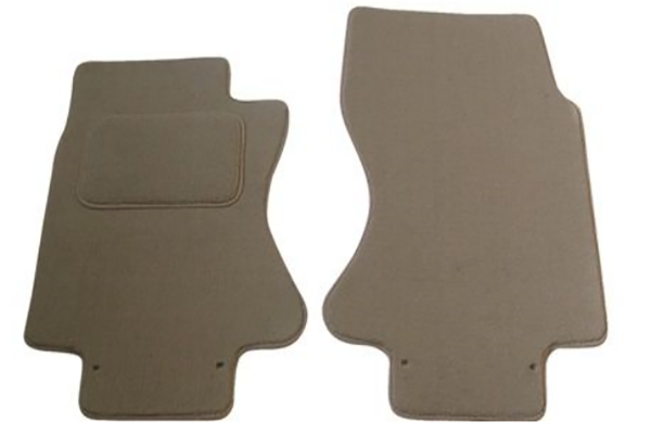 Jaguar S Type Interior Carpet Mats - Post 2002 models - Left Hand Drive